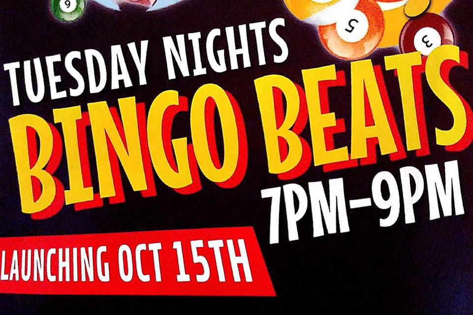 tuesday night bingo beats page